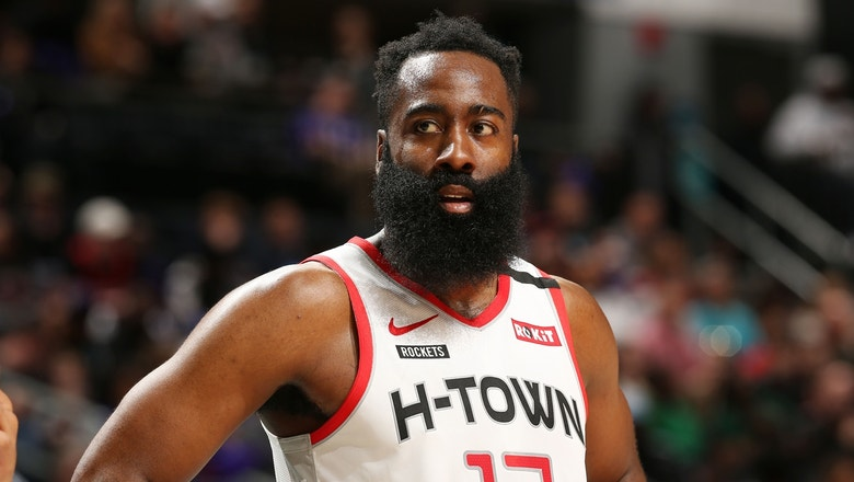 Nick Wright: James Harden needs a playoff run to carry Rockets to finals