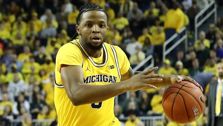Zavier Simpson: Top highlights from Michigan star's senior season