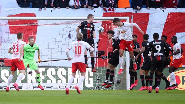 RB Leipzig vs. Bayer Leverkusen | 2020 Bundesliga Highlights