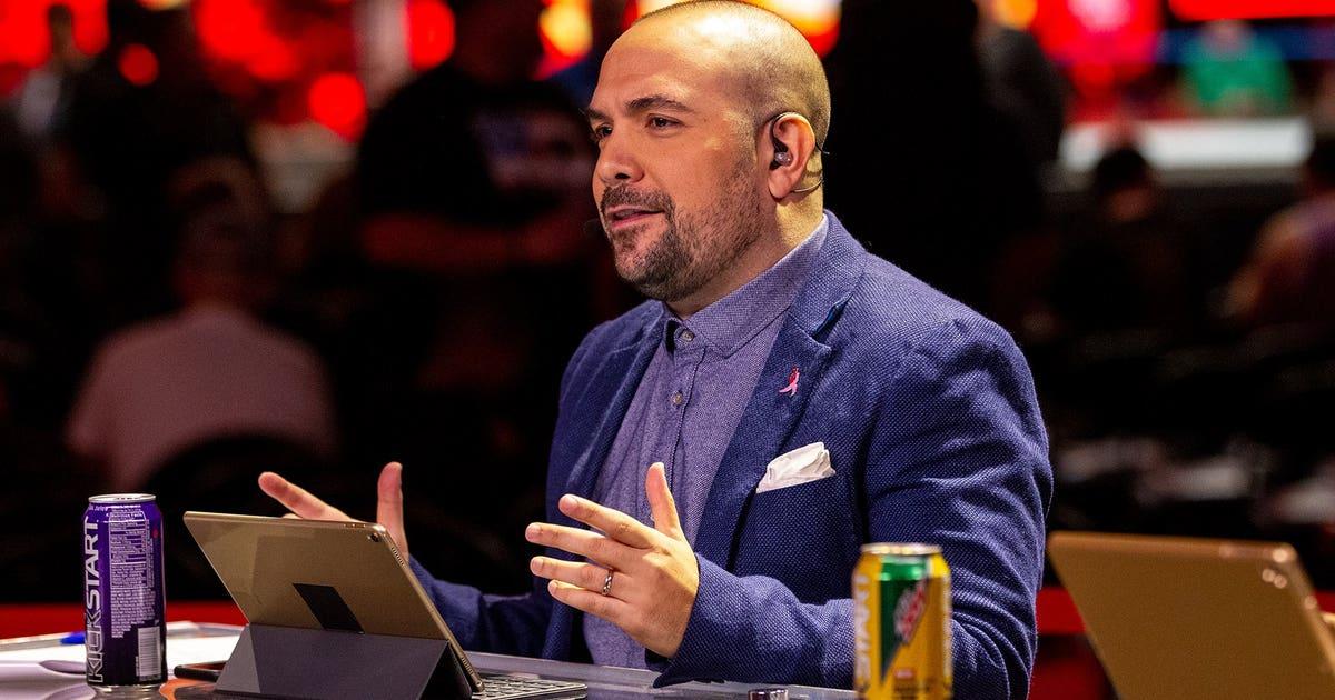 Peter Rosenberg returns to WWE