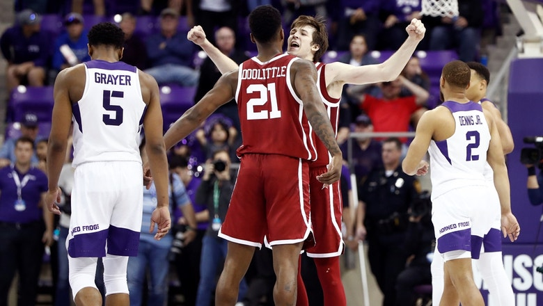 This is March: Buzzer beaters & late-game winners from a wild day in college basketball