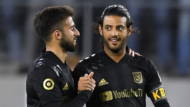 LAFC, Philadelphia Union play to 3-3 draw in late-night thriller