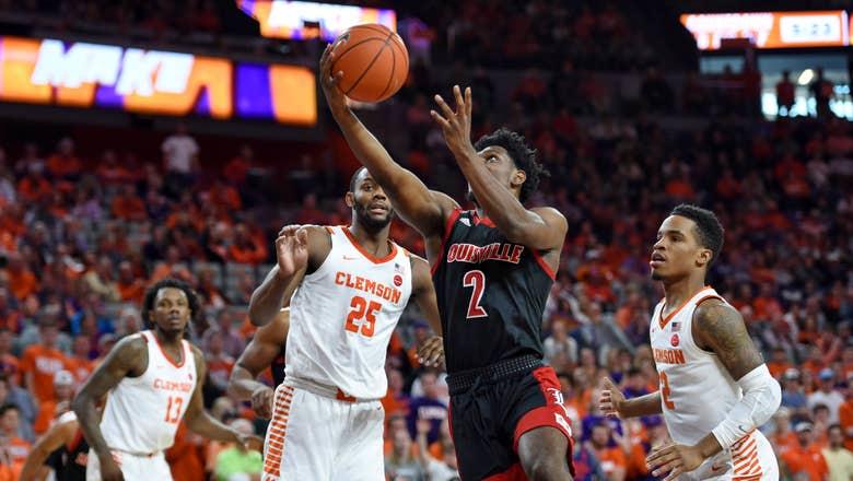 Louisville guard Darius Perry transferring for final season