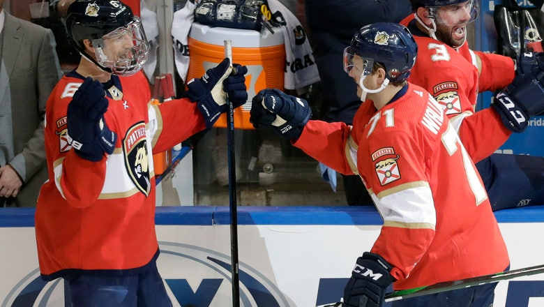 Panthers snap 8-game home skid with 4-1 win over Canadiens