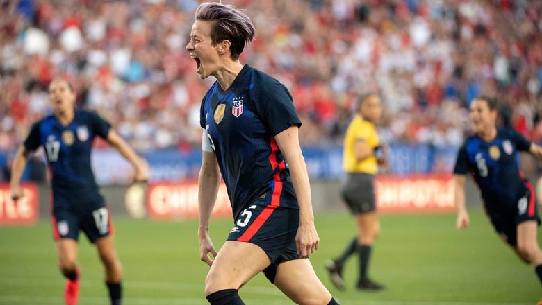 US Soccer cancels men's and women's national team matches