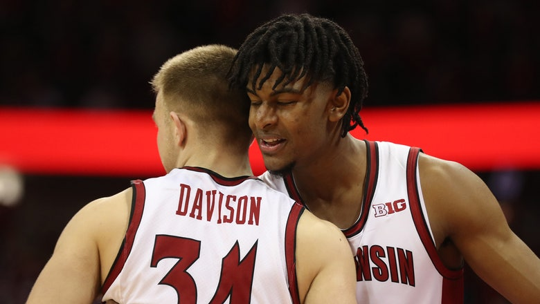 Badgers finish No. 17 in final AP poll