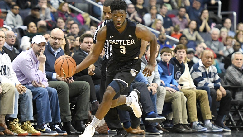 Butler star Kamar Baldwin displayed clutch ability throughout his storied career