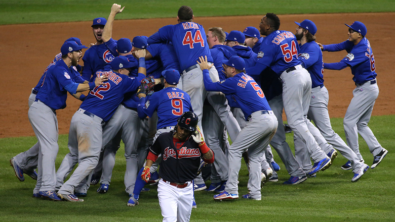 Relive Game 7 of the 2016 World Series between the Chicago Cubs and Cleveland Indians