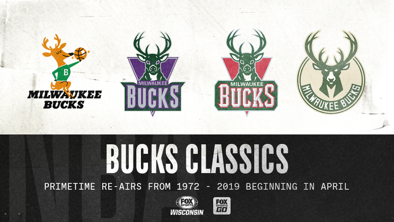 FOX Sports Wisconsin announces broadcast schedule for Bucks classic games