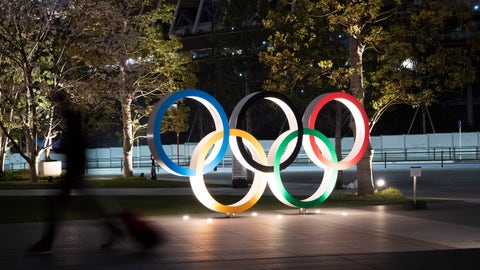 <p>               The Olympic rings are seen Monday, March 30, 2020, in Tokyo. The Tokyo Olympics will open next year in the same time slot scheduled for this year's games. Tokyo organizers said Monday the opening ceremony will take place on July 23, 2021. (AP Photo/Jae C. Hong)             </p>