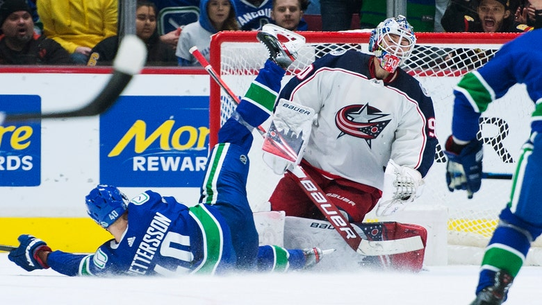 Playoff race about to get tougher for battered Blue Jackets