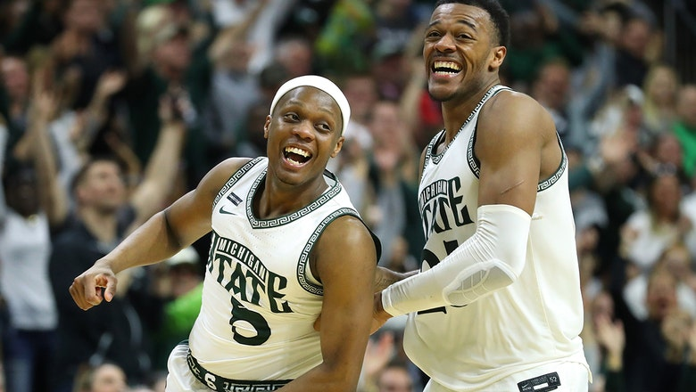 Cassius Winston drops 27 in final home game as a Michigan State Spartan