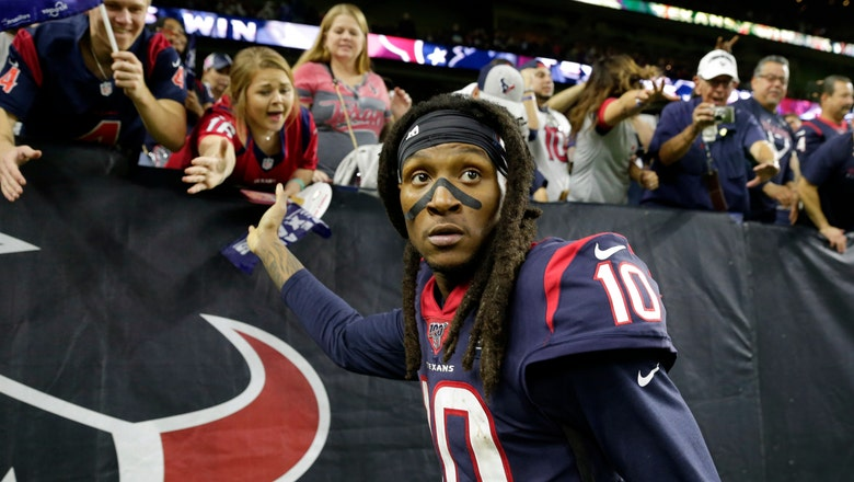 Texans fill running back hole with shocking trade of Hopkins