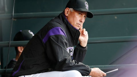 <p>               FILE - In this Aug. 27, 2019, file photo, Colorado Rockies manager Bud Black watches during the first inning of the team's baseball game against the Boston Red Sox in Denver. Black said in a conference call Thursday, March 19, that he would be open to the idea of doubleheaders. Opening day has been pushed back from March 26 to mid-May at the earliest, and both sides are committed to playing as many games as possible. (AP Photo/David Zalubowski, File)             </p>