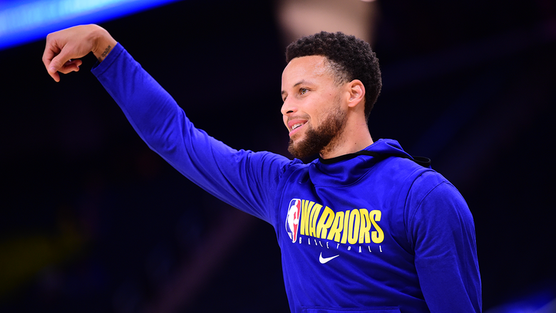 Steph Curry turned 32 on Saturday – here are our 32 favorite Chef Curry moments