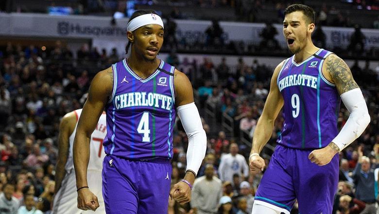 Hard work leads to breakout season for Hornets guard Devonte' Graham