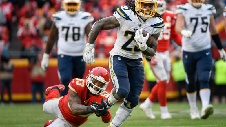 Melvin Gordon using lessons of holdout as motivation in 2020