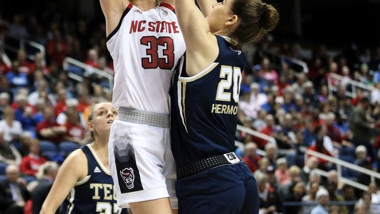 Cunane, No. 10 NC State women beat Georgia Tech 57-48 in ACC