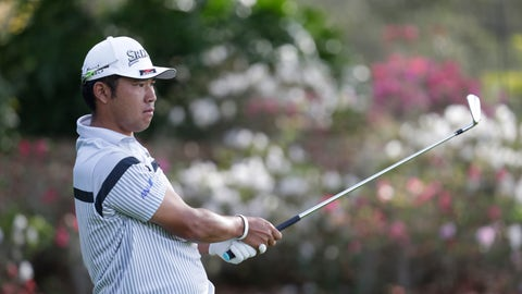 <p>               Hideki Matsuyama of Japan, follows his shot from the 13th tee, during the first round of The Players Championship golf tournament Thursday, March 12, 2020 in Ponte Vedra Beach, Fla. (AP Photo/Lynne Sladky)             </p>