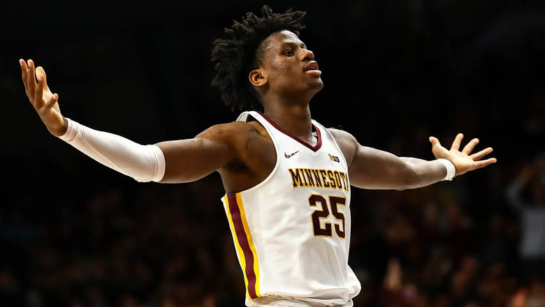 Gophers center Oturu named to AP All-American honorable mention