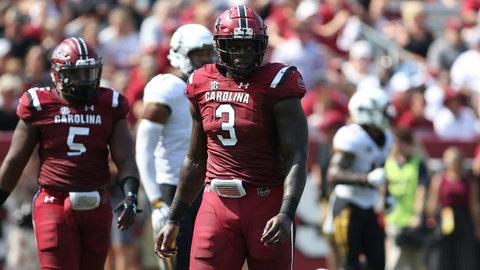Jacksonville Jaguars — Javon Kinlaw, DT, South Carolina (15)