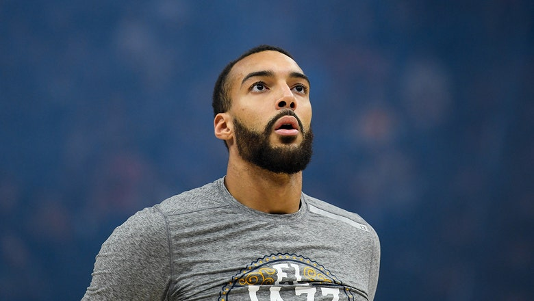 The NBA suspends its season after Gobert tests positive for COVID-19; Donovan Mitchell latest to test positive