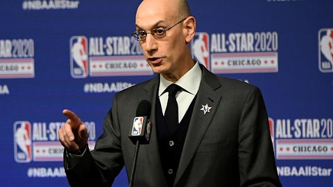 NBA sets draft for Oct. 16, free-agent talks two days later