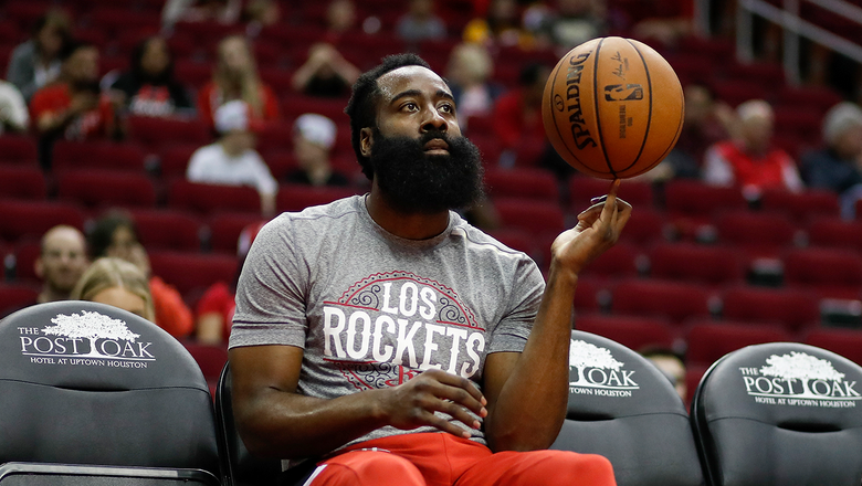 On This Day: James Harden matches his career-high