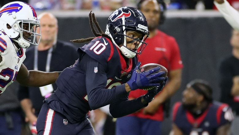 Colin Cowherd: People are overreacting to the DeAndre Hopkins trade – 'This league is not driven by WRs'