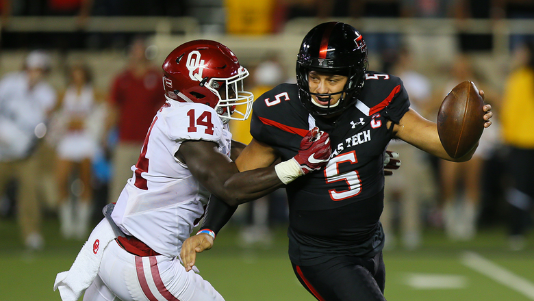 One Thing To Watch: Relive that classic Oklahoma – Texas Tech game from 2016!