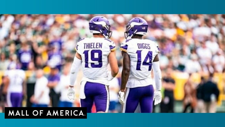 Top Tweets: Thielen, Diggs exchange heartfelt messages after trade