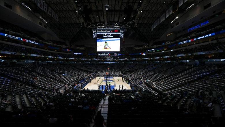 NBA suspends play due to coronavirus concerns
