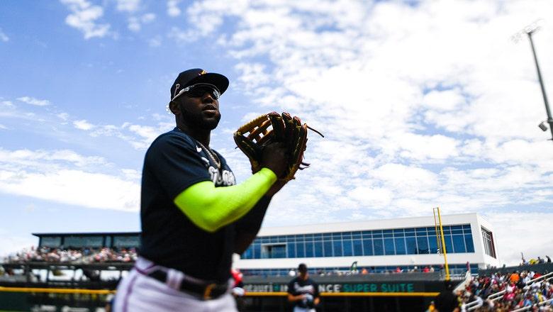 Marcell Ozuna ready for bounce-back season in Atlanta