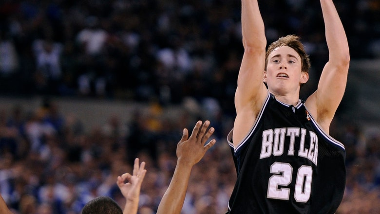Flashing back to Butler's heartbreaking loss to Duke in the 2010 NCAA title game