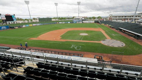 AP report: MLB, MLBPA discuss starting season at empty ballparks in Arizona
