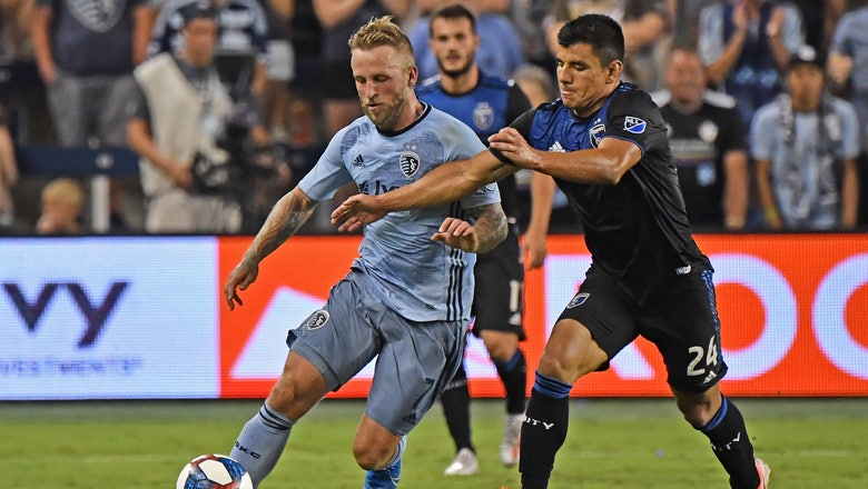 Sporting KC's March 21 matchup with Earthquakes postponed amid COVID-19 concerns