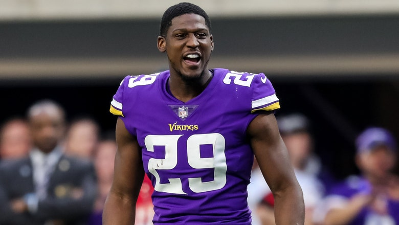 AP source: Colts sign three-time Pro Bowl cornerback Xavier Rhodes