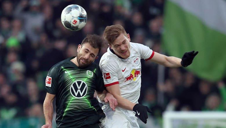 VfL Wolfsburg vs. RB Leipzig | 2020 Bundesliga Highlights