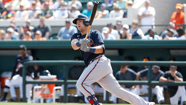 Practice Like The Pros: Austin Riley on making swing adjustments