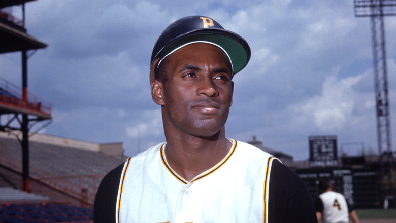 On This Day: Roberto Clemente is elected to the Baseball Hall of Fame