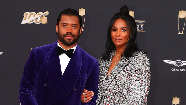 Russell Wilson and Ciara are supporting Seattle with 1 million meals