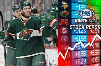 Playoff chances for Wild on the rise