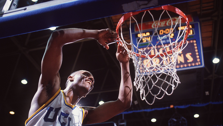 On This Day: Tyus Edney saves the UCLA Bruins in the second round of the 1995 NCAA tournament