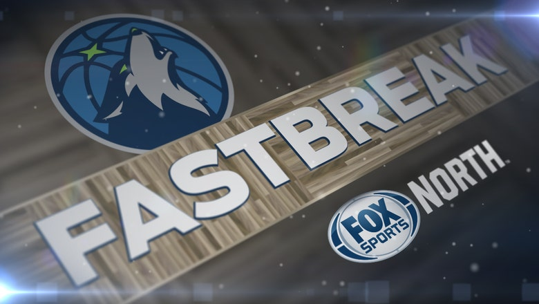 Wolves Fastbreak: Minnesota earns back-to-back wins for first time since January