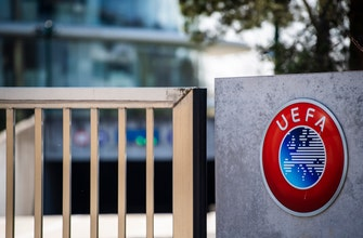 UEFA plan hopes to resume football around July,