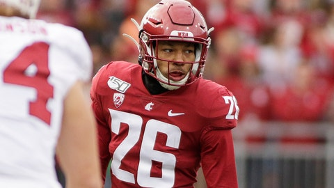 <p>               FILE - This Nov. 16, 2019, file photo shows Washington State defensive back Bryce Beekman (26) during the first half of an NCAA college football game against Stanford in Pullman, Wash. Bryce Beekman has died. Police Cmdr. Jake Opgenorth said Wednesday, Marc 25, 2020, the 22-year-old Beekman was found dead at a residence in Pullman. He declined to provide additional details and said more information would be released later by the Whitman County coroner's office. (AP Photo/Young Kwak, File)             </p>