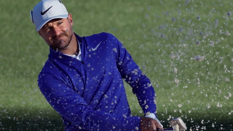 <p>               FILE - In this April 6, 2017, file photo, Trevor Immelman of South Africa, hits from a bunker on the second hole during the first round for the Masters golf tournament in Augusta, Ga. Immelman has been named International captain for the 2021 Presidents Cup matches in North Carolina. (AP Photo/Chris Carlson, File)             </p>