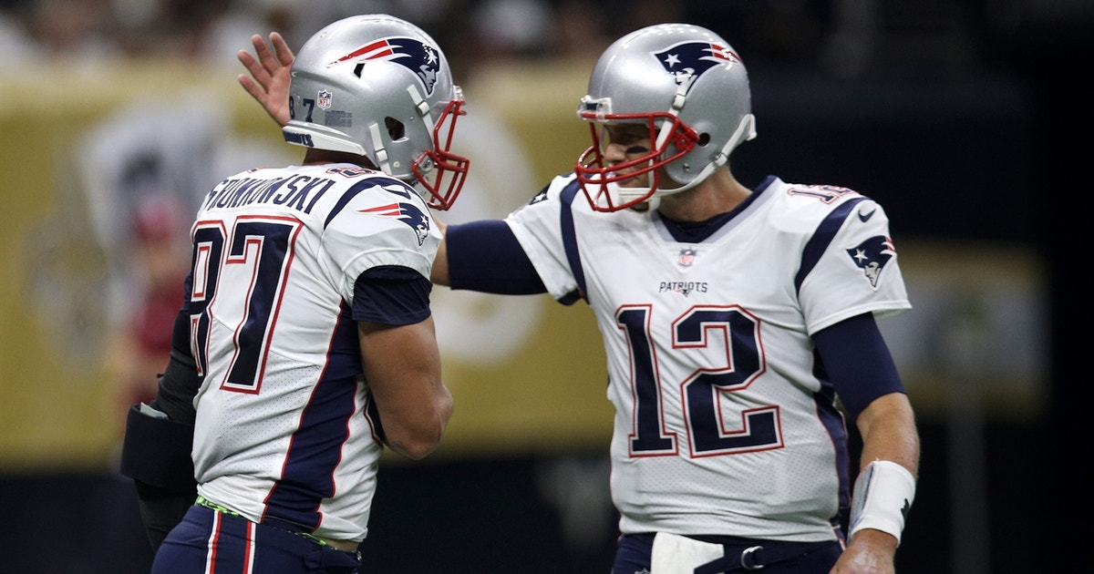 Tony Gonzalez: Gronk will have an impactful presence in Tampa Bay with Tom Brady (VIDEO) thumbnail