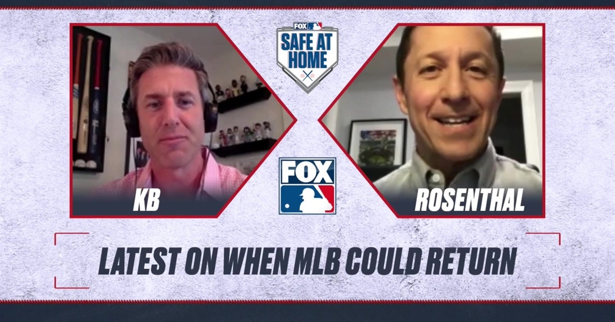 Ken Rosenthal: MLB players and owners are 'open to anything' with altered playoff format, more (VIDEO)