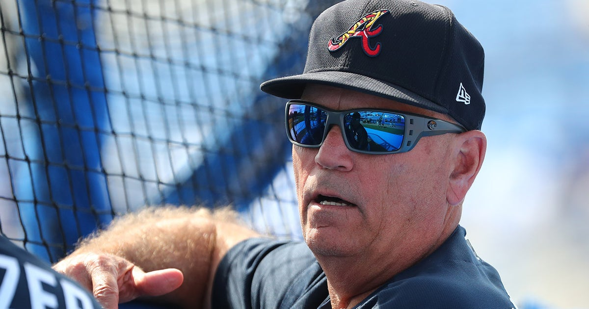 Braves manager Brian Snitker adjusting to schedule without baseball (VIDEO)